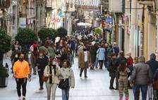 Primer domingo de apertura en Reus «mejor de lo esperado» a pesar del confinamiento