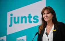 Laura Borràs será la presidenta del Parlament