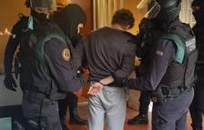 Detenidos cuatro ciudadanos serbios por tráfico de marihuana en Tarragona, Alcover y Constantí
