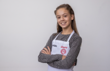 Una tarraconense de 11 años, nueva concursante de 'MasterChef Junior 8'