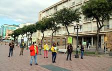 USTEC se moviliza en Tarragona para reclamar «máxima seguridad» para la educación presencial