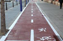 Las obras del carril bici educativo en Tarragona empezarán durando en febrero del 2021