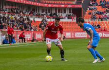 El Lleida Esportiu, un equip que goleja però que també encaixa molts gols