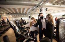 El Ayuntamiento de Tarragona renueva el gimnasio del Polideportivo de Campclar