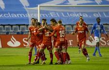 Lleida és cruel amb el Nàstic (2-2)