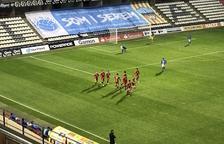 L'1x1 del Lleida-Nàstic