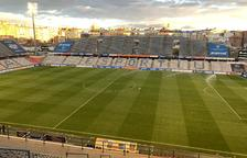 Segueix el minut a minut del Lleida-Nàstic
