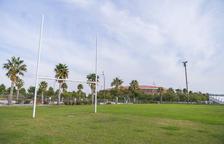L'Ajuntament de Tarragona instal·larà gespa al camp de rugbi durant el 2021