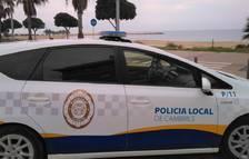 Sufre un accidente en Salou, huye y lo pillan en Vilafortuny después de sufrir otro