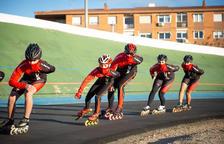 El patinòdrom de Tarragona veu la llum després de molts anys d'espera