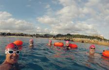 Enganchados a la natación en aguas abiertas