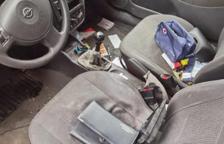 Onada de robatoris a l'interior de vehicles en alguns barris de Tarragona