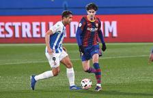 Becerra i Max, els dos màxims perills d'un Espanyol B que es fa fort a camp propi