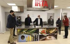 L'IRTA inaugura nous espais a Mas Bové per estudiar les varietats d'oli a la cuina