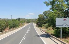 La C-37 entre Alcover i Valls, la segona carretera amb un risc més alt d'accident de Catalunya