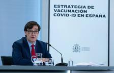 Illa creu que no serà necessari el suport de l'Exèrcit per a les vacunacions