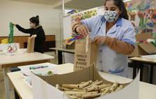 Bolsas de cotillón reutilizables y sin plástico 'made in' la Canonja