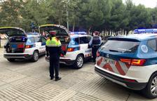 Els Mossos renoven la seva flota de vehicles a Tarragona