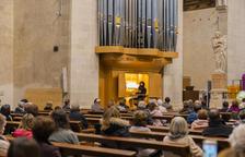 El renovat orgue de Valls sona per primera vegada en tres concerts