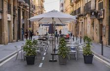La hostelería de Tarragona califica las últimas medidas de «cierre encubierto»