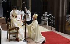 El ebrense Javier Vilanova, ordenado nuevo obispo auxiliar de la diócesis de Barcelona