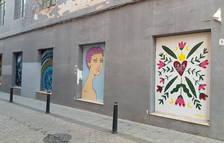 Nova mostra d'artistes a l'Street Gallery del Vapor Vell de Reus