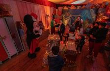 Més de 1.600 persones passen en tres dies per la Fàbrica de joguines a la Pobla de Mafumet