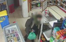 Detinguda dos cops en menys d'una setmana per dos furts i un robatori amb força a Tarragona
