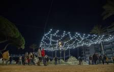 Més de 13.000 persones han visitat ja el Pessebre de Sorra de la Pineda