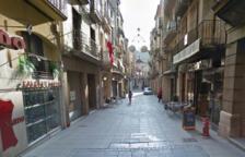 Inquietud entre els comerciants de Valls per una onada de robatoris nocturns