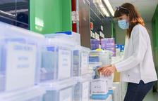Un total de 20 infermeres s'ocupen de la vacunació a la regió Camp de Tarragona