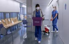 Salut reprèn la vacunació a l'Ebre administrant 60 dosis a la residència de Flix