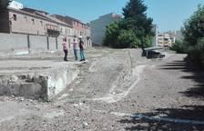 Endesa cedeix a l'Ajuntament de Flix un solar que s'habilitarà com a pàrquing municipal