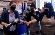 Clientes y trabajadores de un supermercado de Tortosa se reparten 450.000 euros del tercer premio de La Grossa