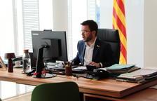 Aragonès es posa dur: «Prendrem les decisions que calguin si les dades segueixen empitjorant»