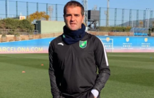 Felip Ortiz torna al Nàstic per entrenar el juvenil A