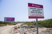 Las empresas podrán verter hasta 2.000 kg de escombros al día en el centro de reciclaje de Tarragona