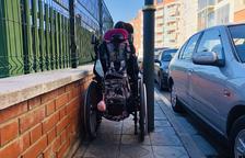 «Hace falta una ciudad en que la gente con movilidad reducida pueda ser igual de autónoma que el resto»