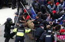 La policía de Washington alerta de un nuevo asalto al Capitolio previsto para este jueves