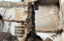 Els veïns de la Part Alta de Tarragona pateixen pel mal estat d'una trentena d'edificis