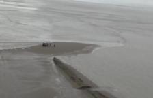 Ecologistas en Acción reclama iniciar ya el traslado de sedimentos para salvar el Delta del Ebro