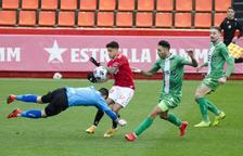 Ballesteros torna a rescatar al Nàstic (2-2)