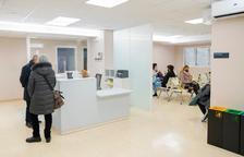 El CMQ de Reus estrena 25 consultes i àrea de proves digestives a l'antic hospital