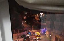 Un coche atropella a una usuaria de patinete eléctrico en la Granja