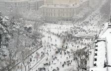 Madrid demanarà aquest dijous la declaració de zona catastròfica pel temporal