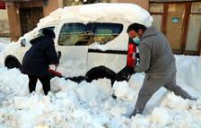 Unió de Pagesos exigeix al govern incloure Catalunya a les zones afectades pel temporal de neu