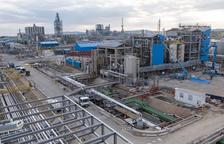 IQOXE pone en marcha la planta autorizada por la Generalitat en el complejo de la Canonja