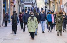 Lleuger repunt en la velocitat de contagi i del risc de rebrot a Tarragona