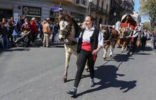 El Gremi de Pagesos cancela la celebración de los Tres Tombs de Tarragona
