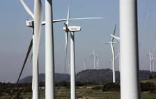 Informe favorable a un macroproyecto de cinco parques eólicos entre el Segrià y la Ribera d'Ebre